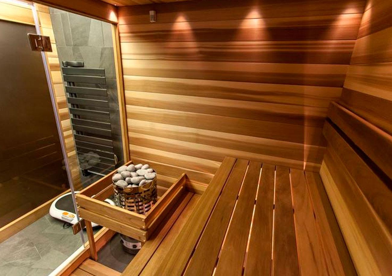 Строительство сауны своими руками проект (баня) 38